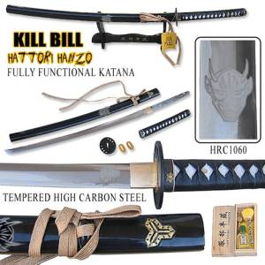 Kill Bill - Deluxe Bill Sword