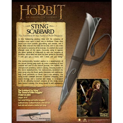 The Hobbit - Sting Scabbard